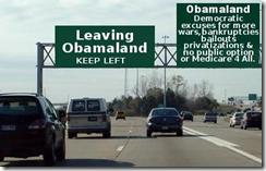 Leaving Obamaland photo